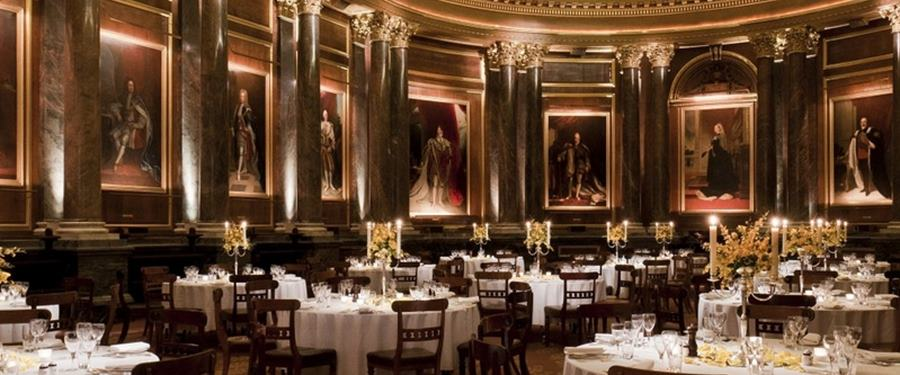 Hire Space - Venue hire Livery Hall at Drapers' Hall