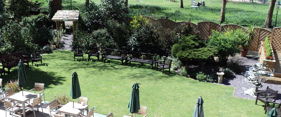 Hire Space - Venue hire The Garden at Royal Over-Seas League - ROSL