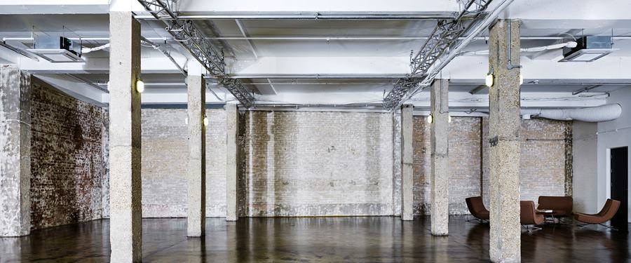 Hire Space - Venue hire The Warehouse at Studio Spaces E1