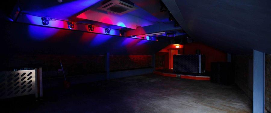 Hire Space - Venue hire Top Floor  at Factory