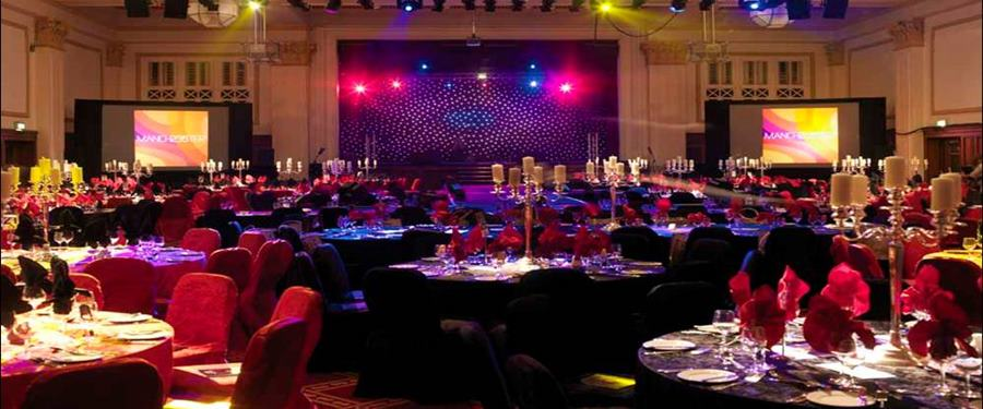 Hire Space - Venue hire The Ballroom at The Principal Hotel