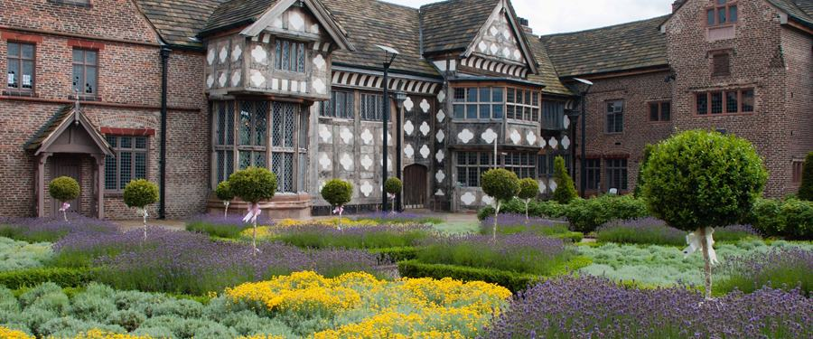 Hire Space - Venue hire The Grounds at Ordsall Hall