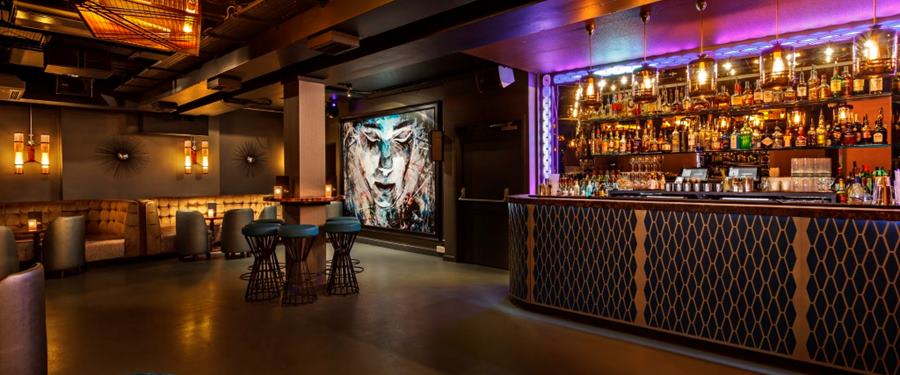 Hire Space - Venue hire Martini Lounge at Dirty Martini Hanover Square