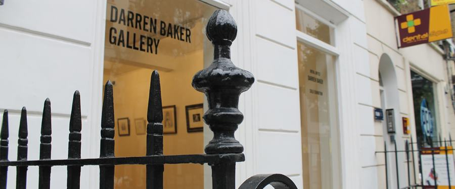 Hire Space - Venue hire Whole Gallery at Darren Baker Gallery