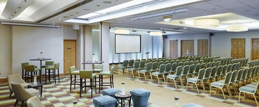 Hire Space - Venue hire John Logie Baird Suite at The Manchester Marriott Victoria & Albert Hotel