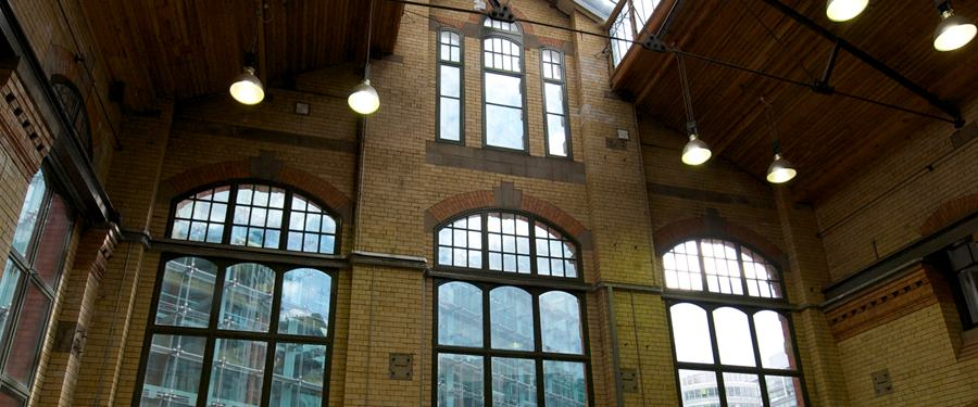 Hire Space - Venue hire Engine Hall at People's History Museum