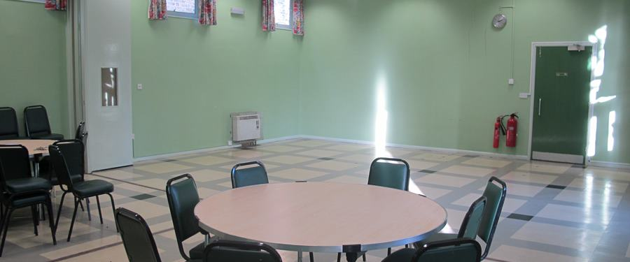 Hire Space - Venue hire The Hall at St James the Less