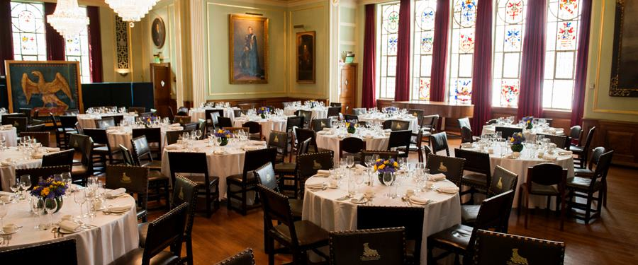 Hire Space - Venue hire The Livery Hall at Painters' Hall