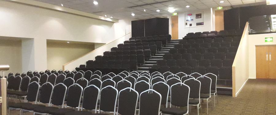 Hire Space - Venue hire Pioneer Theatre at Pendulum Hotel