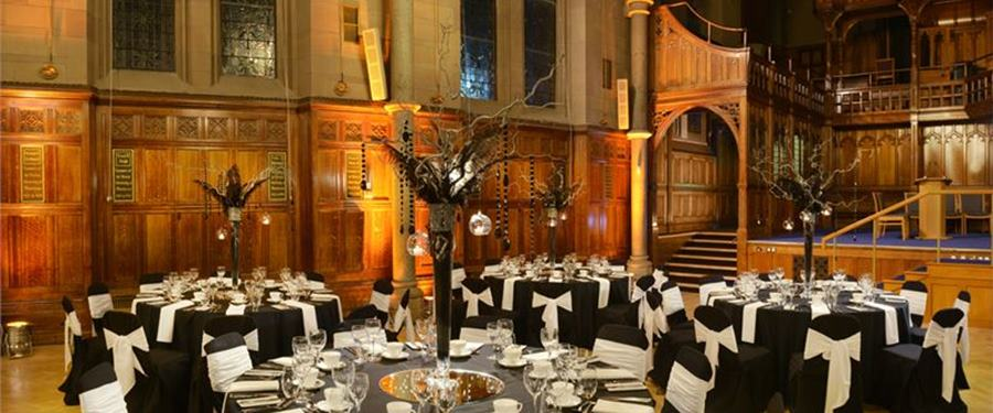 Hire Space - Venue hire  The Whitworth Building Manchester at Whitworth Hall