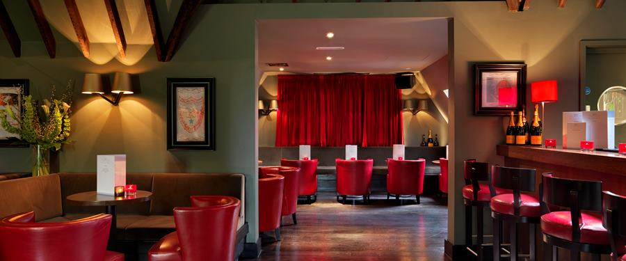 Hire Space - Venue hire Penthouse Champagne Bar at Beaufort House Chelsea
