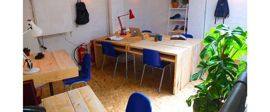 Hire Space - Venue hire Hatch Desk at Hatch