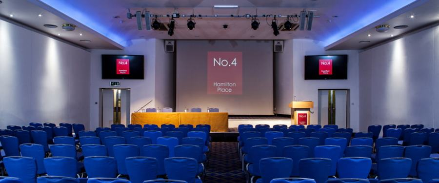 Hire Space - Venue hire Bill Boeing Room at No. 4 Hamilton Place