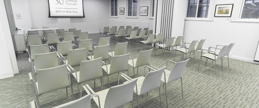 Hire Space - Venue hire G.4.5 (Horder Suite) at 30 Euston Square