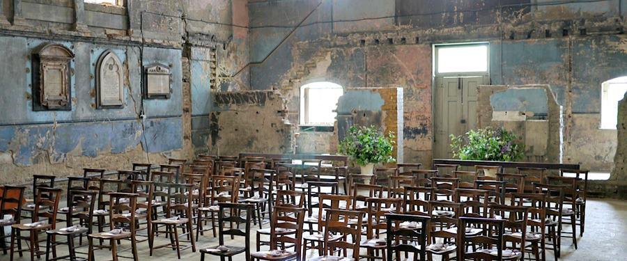 Hire Space - Venue hire The Chapel at Asylum