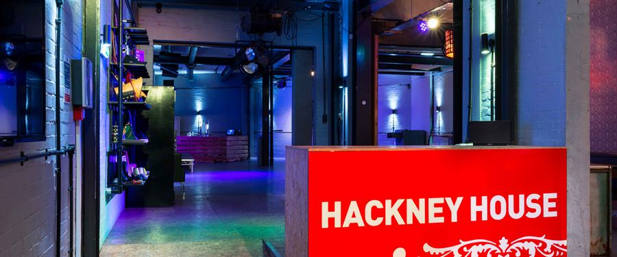 Hire Space - Venue hire Whole Venue at Hackney House