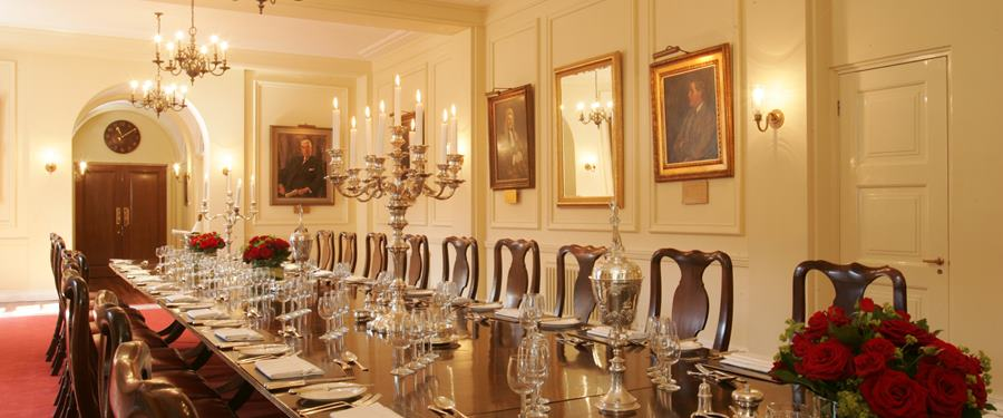 Hire Space - Venue hire Large Pension Room at The Honourable Society of Gray's Inn