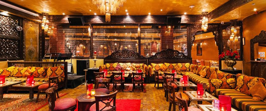 Hire Space - Venue hire The Lounge at Kenza Restaurant & Lounge