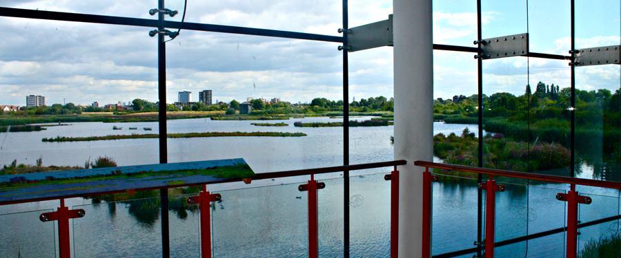 Button London Venue: Wetland Centre