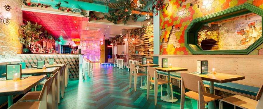 Hire Space - Venue hire Whole Venue at Barrio Shoreditch