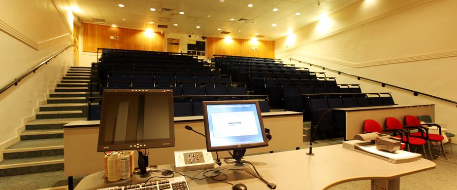 Hire Space - Venue hire Lecture Theatres at Imperial College Sherfield Building