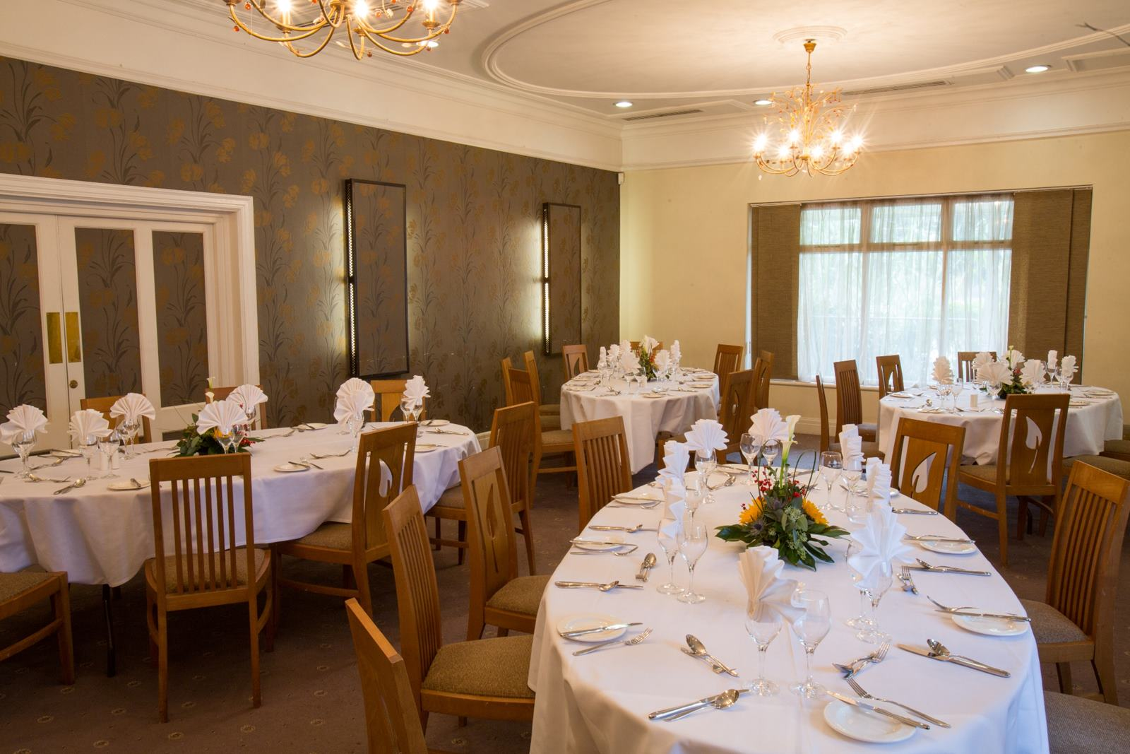private dining rooms birmingham hire space