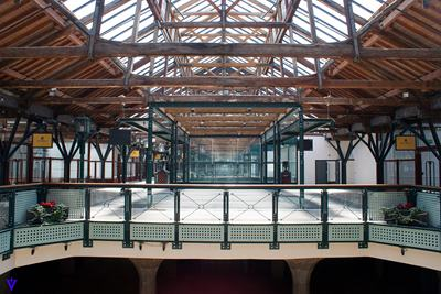 Photo of East Mall at Tobacco Dock