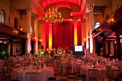Photo of Concert Hall at St John's Smith Square