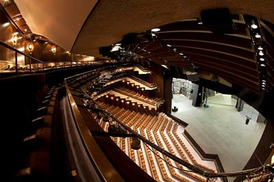 Photo of Barbican Theatre at Barbican Centre