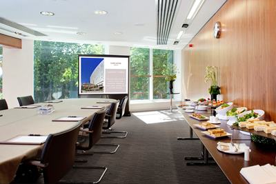 Photo of Boardroom at Lancaster London