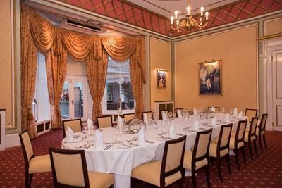 Photo of Drawing Room at Oatlands Park Hotel