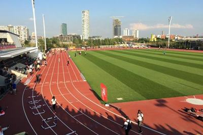 Photo of Community Track and Field at London Stadium - former Olympic Stadium