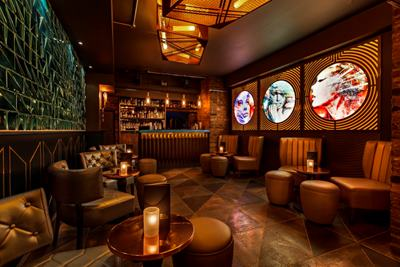 Photo of Cocktail Cavern at Dirty Martini Hanover Square