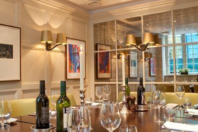 hire chiswell street dining rooms