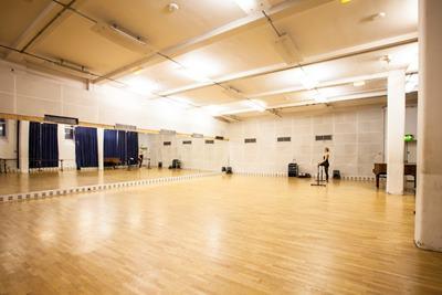 Dance Studio Arts Hire Z Arts