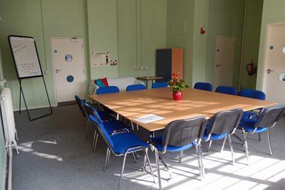 Photo of Green Room  at Z-arts