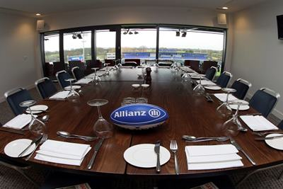 Photo of Executive Boxes at Allianz Park
