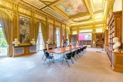 Photo of The Wolfson Suite at The Royal Society