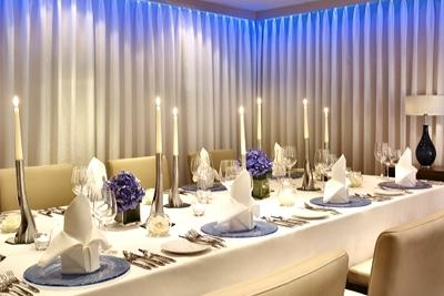 Photo of Private Dining Room at The Chelsea Harbour Hotel