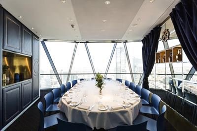 Photo of Chivas Dining Room  at Searcys at The Gherkin