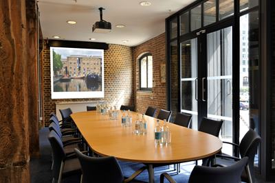 Photo of Docklands Boardroom at Museum of London Docklands