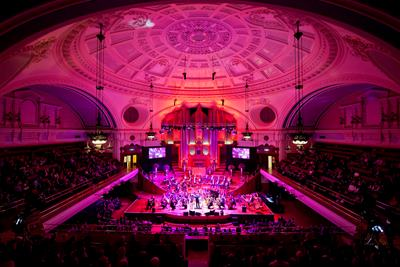 Photo of The Great Hall at Central Hall Westminster