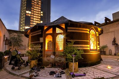 Photo of The Tent at Seventy Eight Bishopsgate