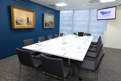 Photo of Room 1 at UK Chamber of Shipping