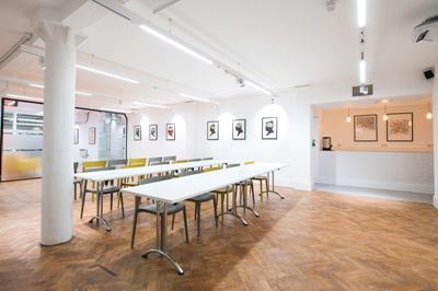 Photo of The Studio - Event space at Headspace Hatton Garden