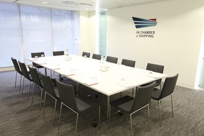 Photo of Room 3 at UK Chamber of Shipping