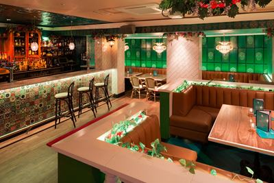 Photo of The Uptown Bar at Barrio Shoreditch