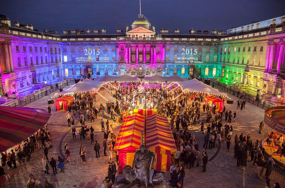 Events at Somerset House