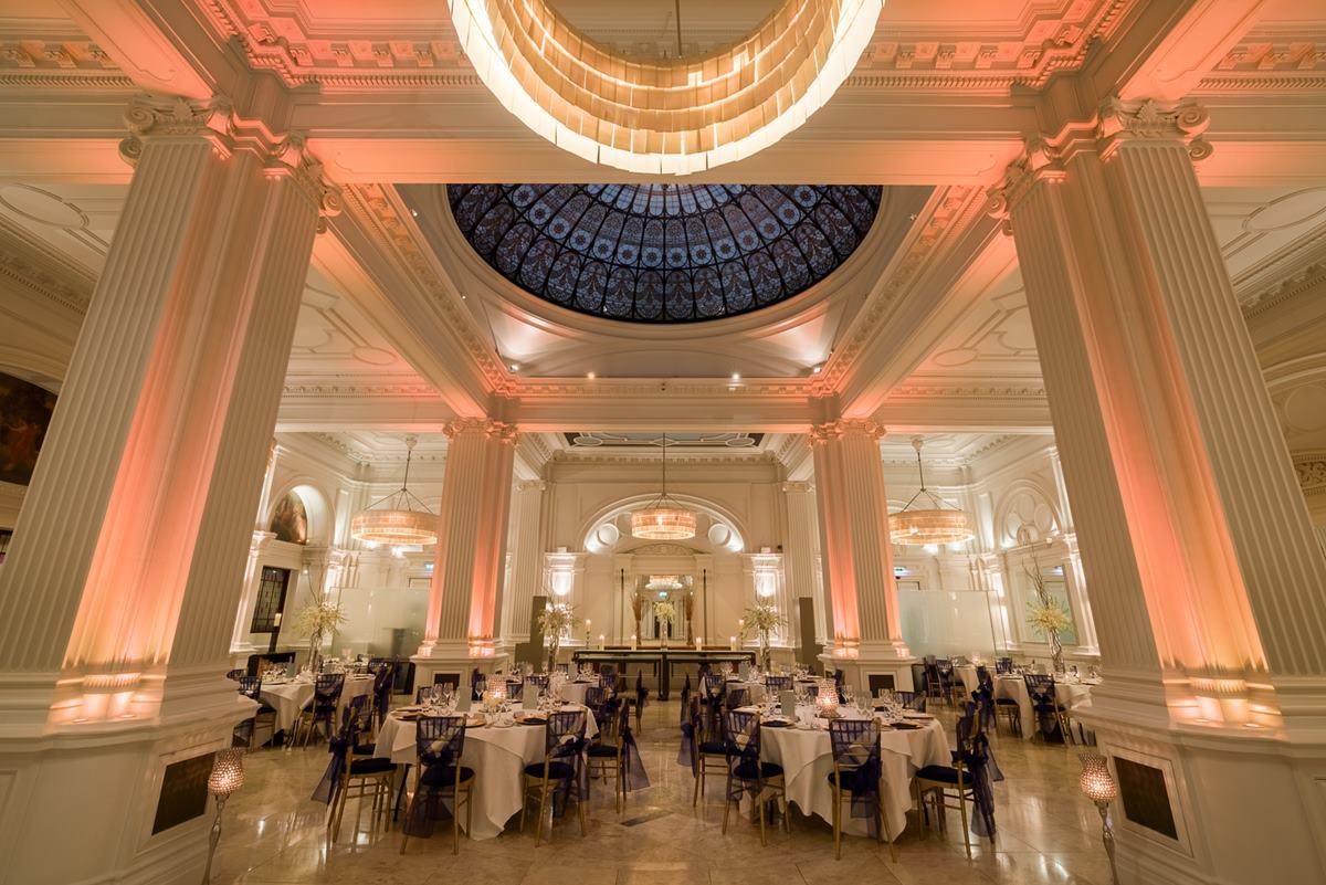 Andaz hotel london wedding