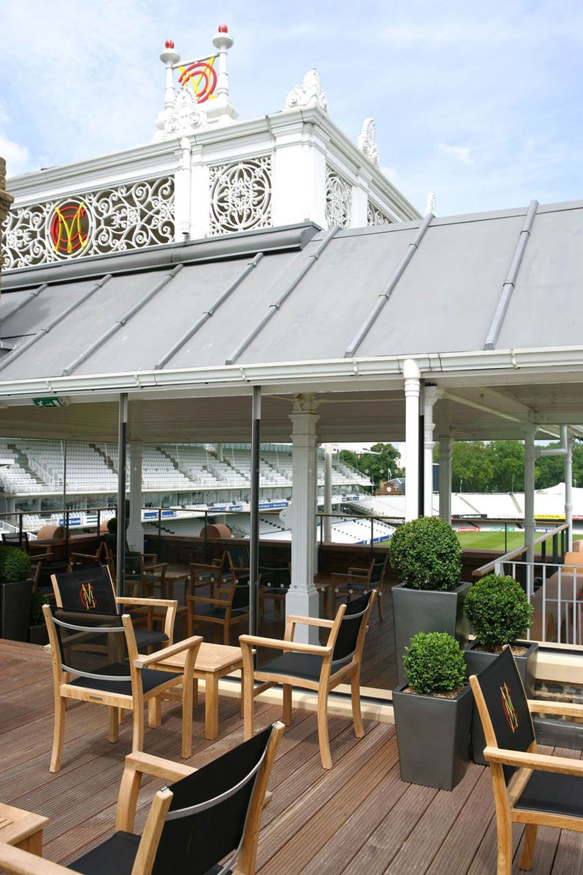 Roof Terrace London Hire Hire Pavilion Roof Terrace